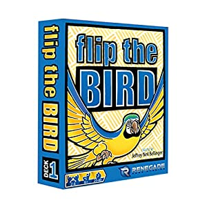 Renegade Game Studios RGS00506 Flip The Bird - Juego de Mesa (Contenido en alemán)