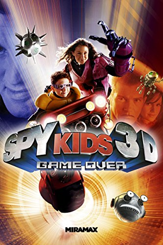 Spy Kids: Game Over [dt./OV] - Spy 4 Kids