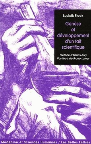 Genèse et développement d'un fait scientifique par Ludwik Fleck