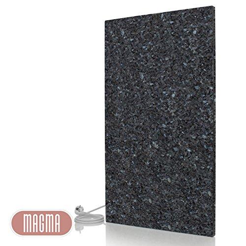 Magma Infrarotheizung 800 Watt (Granit Blue Pearl) 820x470x20, Hersteller von Infrarotheizungen aus Naturstein seit mehr als 20 Jahren ... -