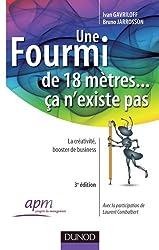 Une fourmi de 18 mètres ça n'existe pas - 3eme édition: La créativité au service des organisations
