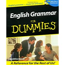 English Grammar for Dummies - US Edition (American English)