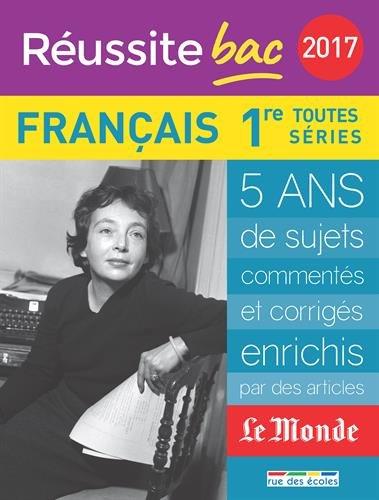 Français 1re toutes séries : Avec le Monde