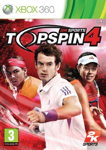 Take-Two Interactive Top Spin 4 - Juego (ENG, PAL), usado segunda mano  Se entrega en toda España