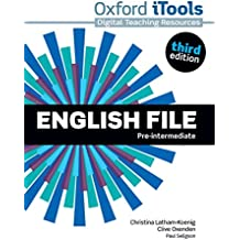 English File third edition: Pre-intermediate: iTools [DVD]