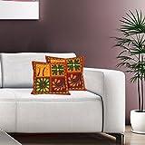 Set of 2 Home Decorative Throw Pillow Cu...