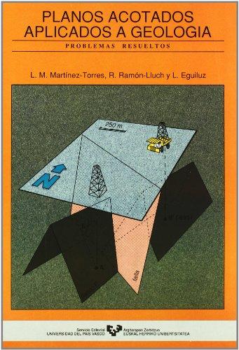 Planos acotados aplicados a la geología por Luis Miguel Martínez Torres