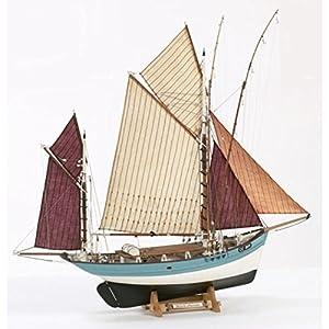 Billing Boats Barcos de facturación Escala 1:50 Kit Modelo de construcción Marie Jeanne