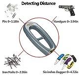 GRDE® Handmetalldetektor, Leicht