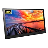 15,6 Zoll 4K Gaming Portable Monitor UPERFECT HDR IPS 3200 × 1800 Tragbarer Bildschirm Display Mini HDMI Häfen für PS3 / PS4 / X-Box / Raspberry Pi / PC