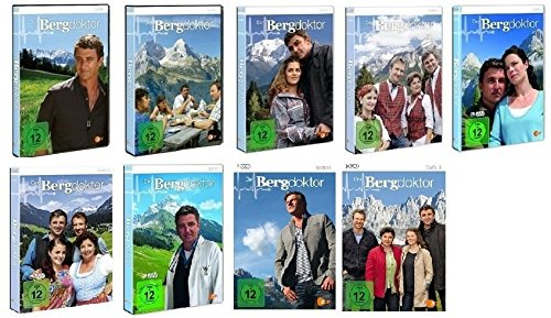 Staffel 1-9 (27 DVDs)