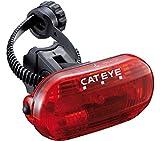 Cateye Omni 3G TL-LD135G Rücklicht, Klarglas/Rot, One Size