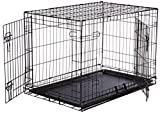 AmazonBasics - Hundekäfig mit 2 Türen