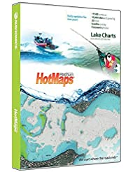 NAVIONICS HOTMAPS PLATINUM LAKE MAPS CANADA ON SD/MICROSD