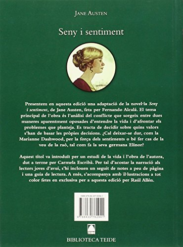 Biblioteca Teide 068 - Seny i sentiment -Jane Austen- - 9788430762941
