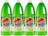 La Croix Javel Power Citron 1,5 L - Lot de 4