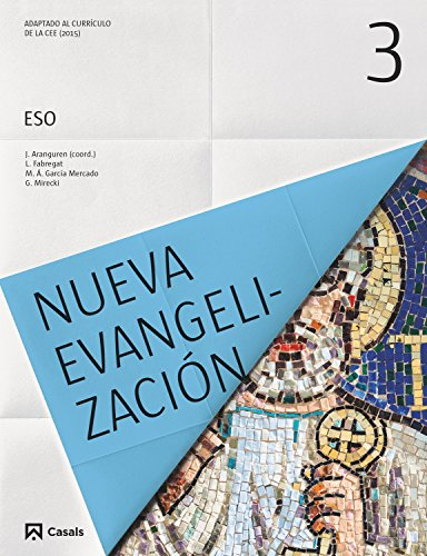 Nueva Evangelización 3 ESO (2015) - 9788421857618 por VV.AA.