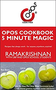 OPOS Cookbook : 5 minute magic by [B, Ramakrishnan]