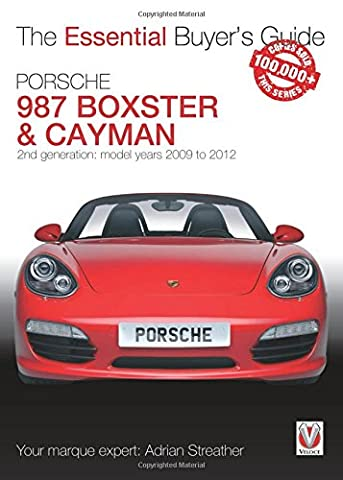 Porsche 987 Boxster & Cayman: 2nd Generation: Model Years 2009