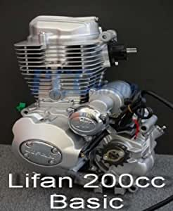 70l Lifan 200 Cc 5 Spd Motor Motor Motorrad Dirt Bike Atv Lifan 200 Cc Basic Auto