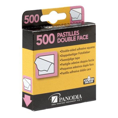 panodia-270891-boite-de-500-pastilles-adhesives-double-face