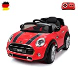 Mini Cooper S - Elektroauto für Kinder