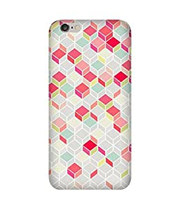 Cube Patterns Apple iPhone 6S Case