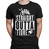 Straight outta Fiore Fairy tail T-Shirt