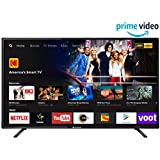 Kodak 108cm (43 inches) 4K Ultra HD Smart IPS LED TV 43UHDXSMART (Black) (2019 Model)