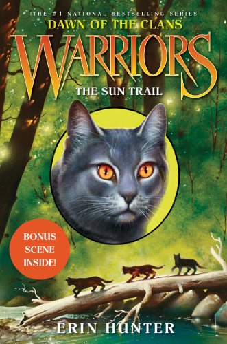 warriors-dawn-of-the-clans-1-the-sun-trail