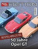 auto motor und sport Edition - 50 Jahre Opel GT