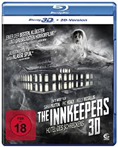 The Innkeepers - Hotel des Schreckens 3D (+ 2D-Version) [Blu-ray 3D]