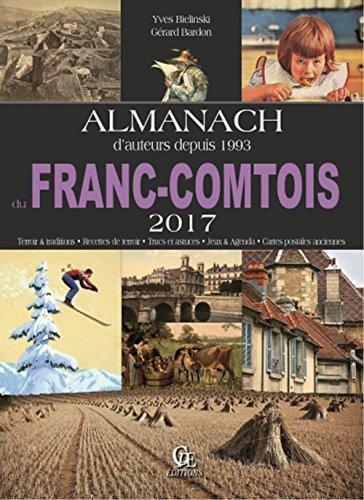 Almanach du franc-comtois 2017