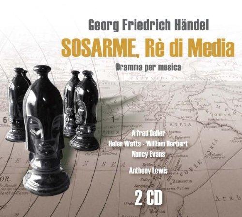 Handel : Sosarme, Re di Media