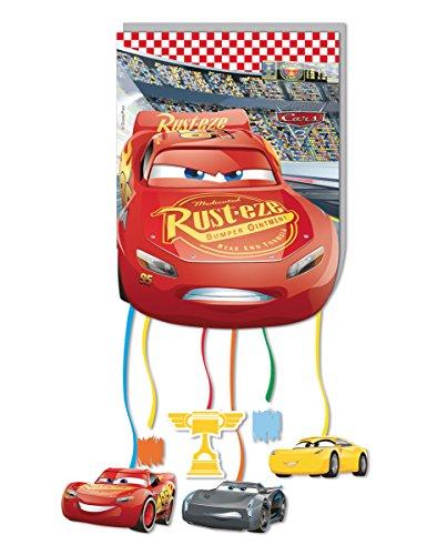 Procos Pignatta 30 cm Cars 3, mehrfarbig, 5PR87933