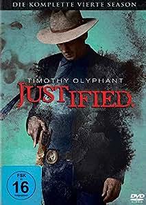 Justified - Die komplette vierte Season [3 DVDs]
