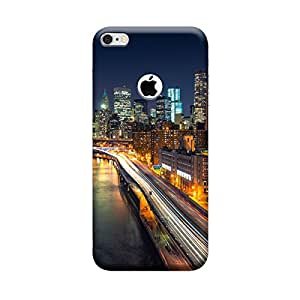 CaseLite Premium Printed Mobile Back Case Cover With Full protection For Apple iPhone 6 with Hole (Designer Case)