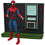 Marvel JUN142095 - Figura de acción Action Man (Diamond Select Toys JUN142095) - Figura The Amazing Spiderman 2 (18 cm)