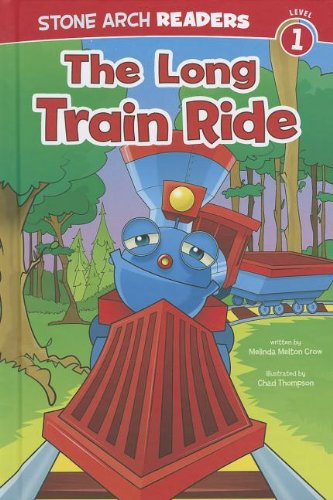 The Long Train Ride (Stone Arch Readers, Level 1)