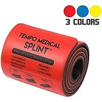 TEMPO MEDICAL SPLINT For Immobilization • First Aid Kit for Neck, Leg, Knee, Foot, Wrist, Hand, Arm Injuries •... preisvergleich bei billige-tabletten.eu