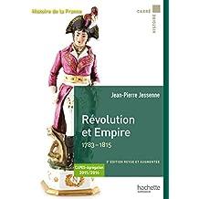 Révolution et Empire 1783-1815