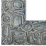 Online Galerie Bingold Bilderrahmen Hell Blau 40x100-40 x 100 cm - Modern, Shabby, Vintage - Alle Größen - Handgefertigt in Deutschland - WRP - Catania 6,8