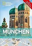 München erkunden mit handlichen Karten: München-Reiseführer für die schnelle Orientierung mit Highlights und Insider-Tipps. München entdecken mit dem ... München. (National Geographic Explorer)