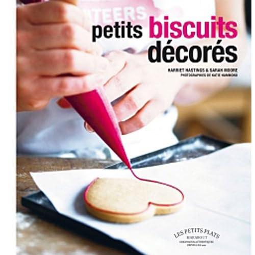PETITS BISCUITS DECORES