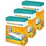 30 Staubsaugerbeutel geeignet für AmazonBasics Bodenstaubsauger VCB43B1-70EU4, VCB35B15CEU4 von Staubbeutel-Profi®