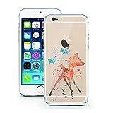 iPhone 5 Hülle von licaso® für das Apple iPhone 5 & 5S aus TPU Silikon Bambi Reh Disney Klopfer Muster ultra-dünn schützt Dein iPhone SE & ist stylisch Schutzhülle Bumper in einem (iPhone 5 5S SE, Bambi)