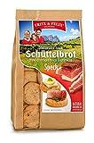 Pane croccante con pezzettini di speck cartone 10 x 125 gr. - Fritz & Felix