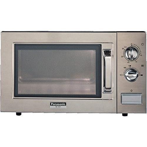 51dScYfIxwL. SS500  - Panasonic NE-1027 Commercial Microwave, 1000W