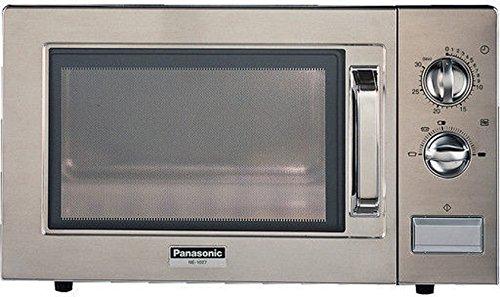 51dScYfIxwL - Panasonic NE-1027 Commercial Microwave, 1000W