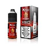 XEO E-Liquid - Aroma: American Blend Red, nikotinfrei